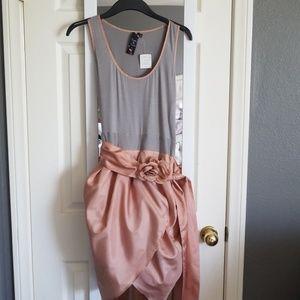 """""""Carrie Bradshaw-esque"""" Bubble Dress Size L"""